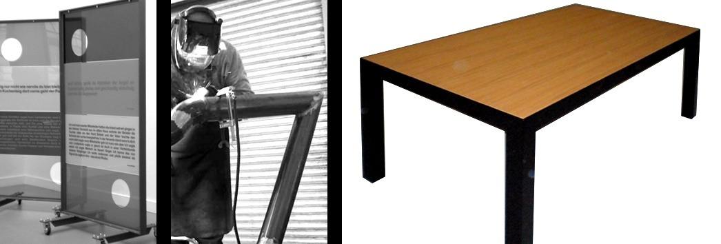 designer möbel aus metall – bequeme sitzgruppe mit, Möbel